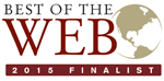 2014 Best of Web Finalist